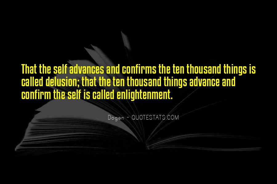 Quotes About Self Enlightenment #508731
