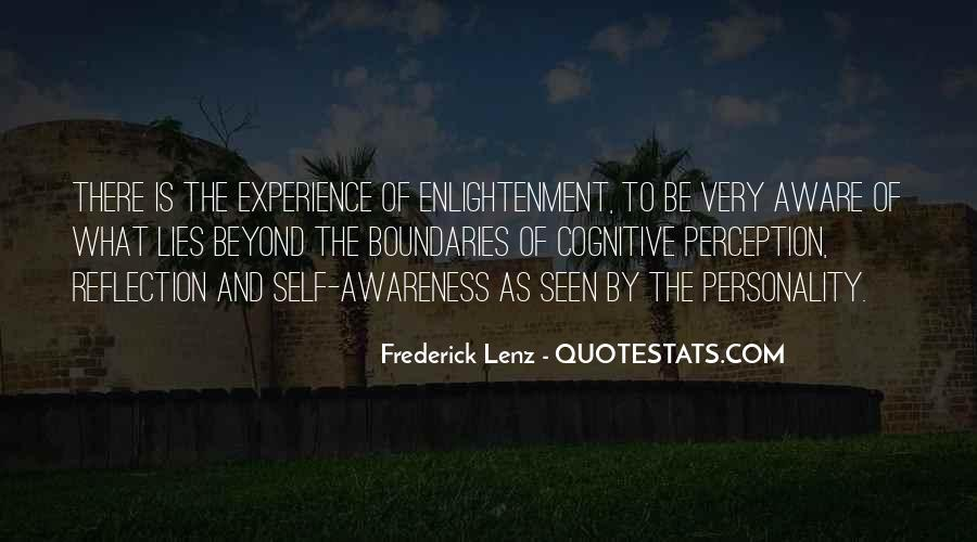 Quotes About Self Enlightenment #514746