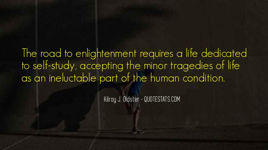 Quotes About Self Enlightenment #527275