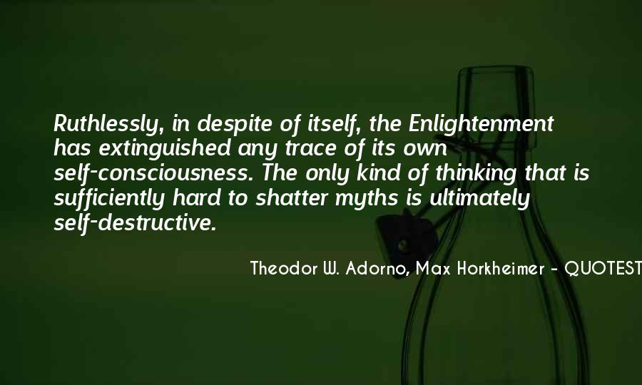 Quotes About Self Enlightenment #600560