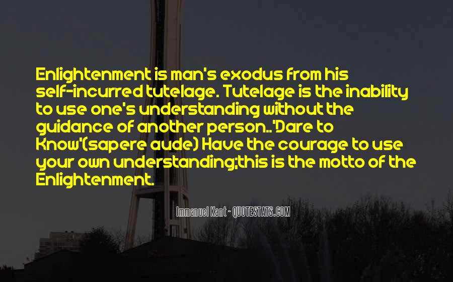 Quotes About Self Enlightenment #715885