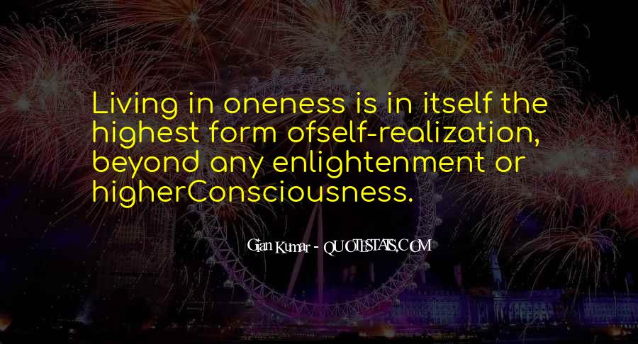 Quotes About Self Enlightenment #719877