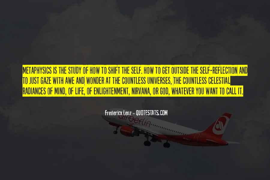 Quotes About Self Enlightenment #734823