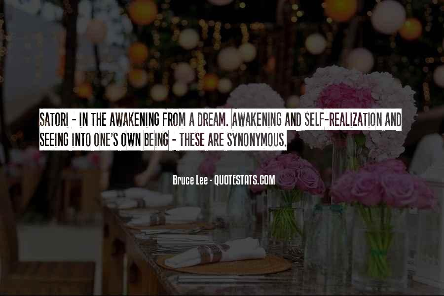 Quotes About Self Enlightenment #902266