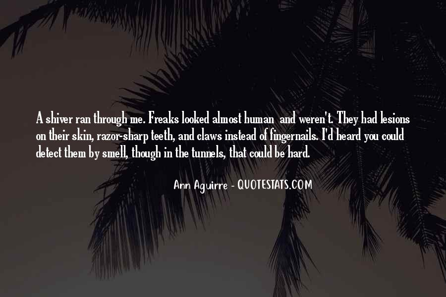 Quotes About Dystopian Fiction #1043544