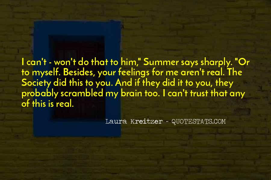 Quotes About Dystopian Fiction #699029