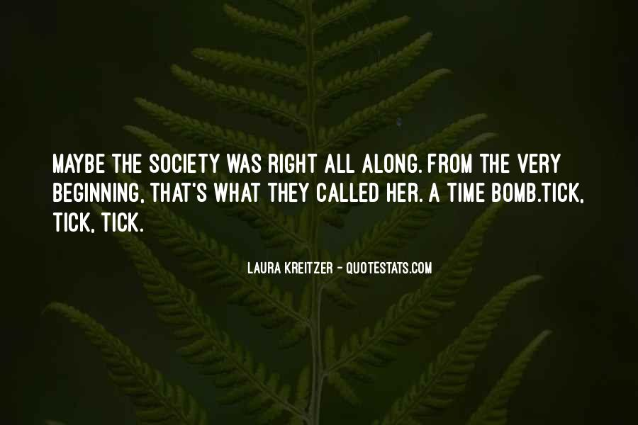 Quotes About Dystopian Fiction #86522