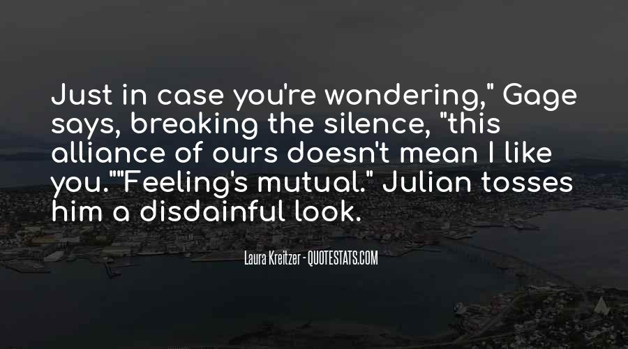 Quotes About Dystopian Fiction #911168
