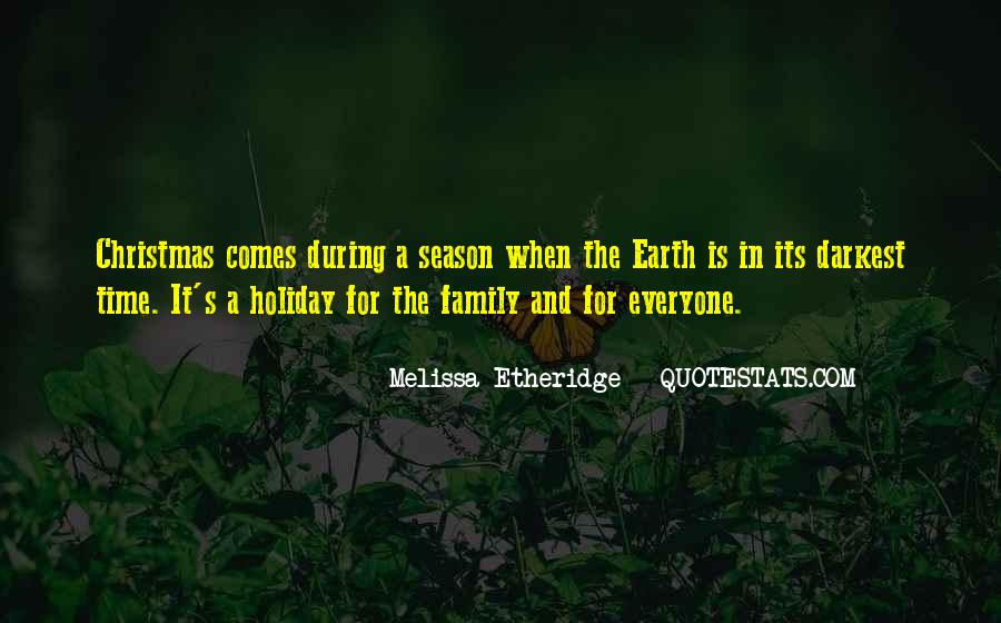 Quotes About Christmas Time And Family #1677114