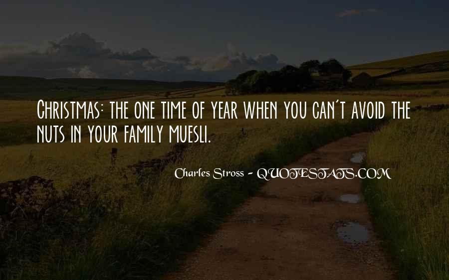 Quotes About Christmas Time And Family #1804821