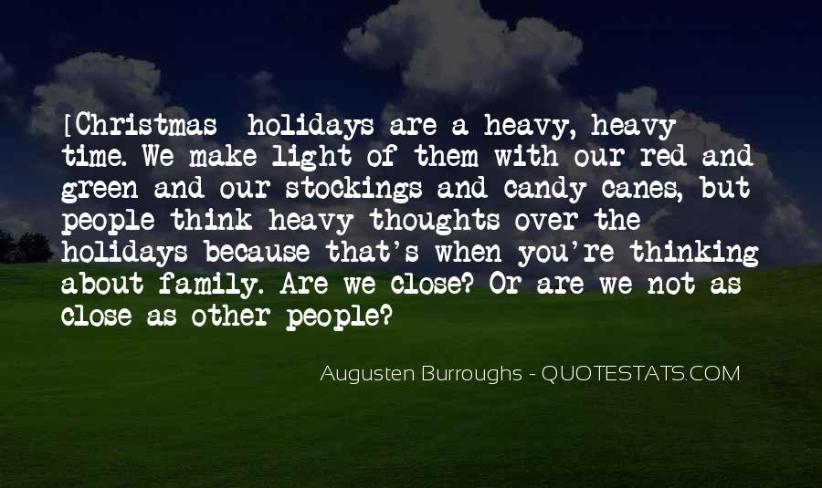Quotes About Christmas Time And Family #1836981