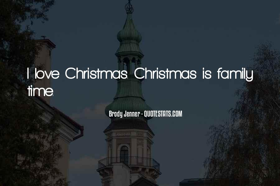 Quotes About Christmas Time And Family #828335
