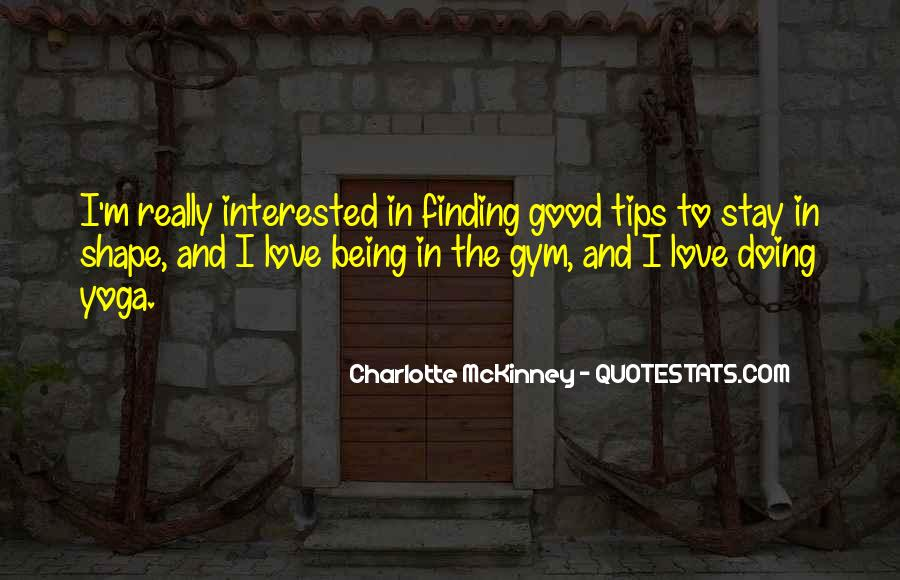 Quotes About Finding Love Everywhere #204145