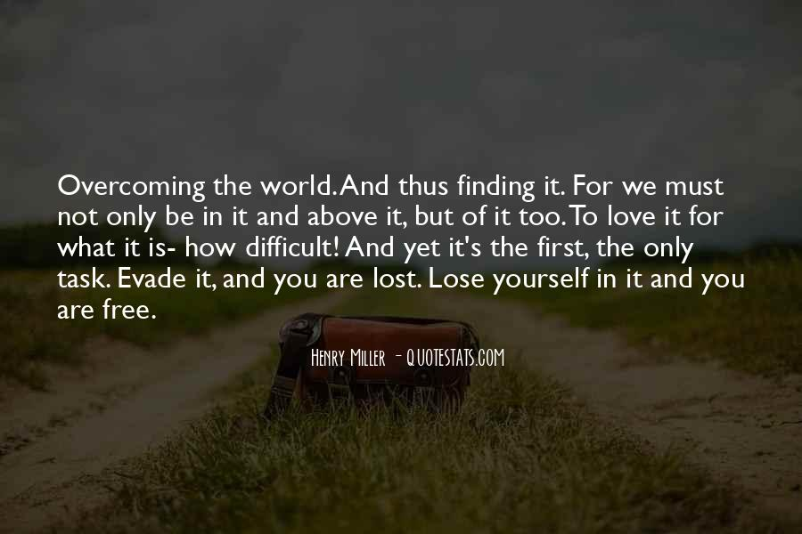 Quotes About Finding Love Everywhere #311286