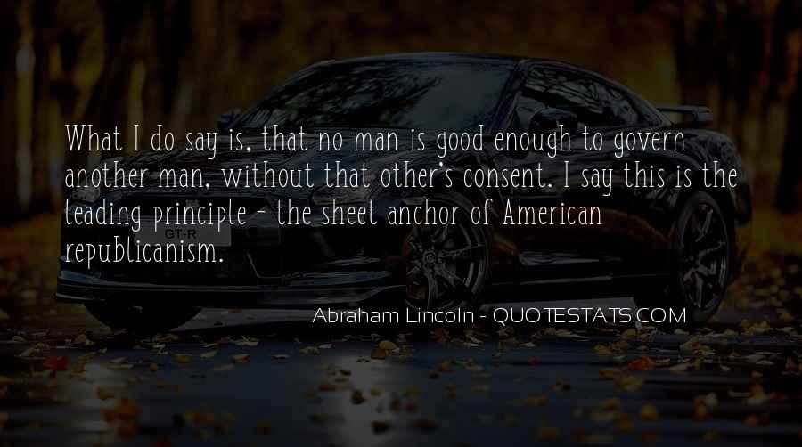 Quotes About Slavery Lincoln #1367333