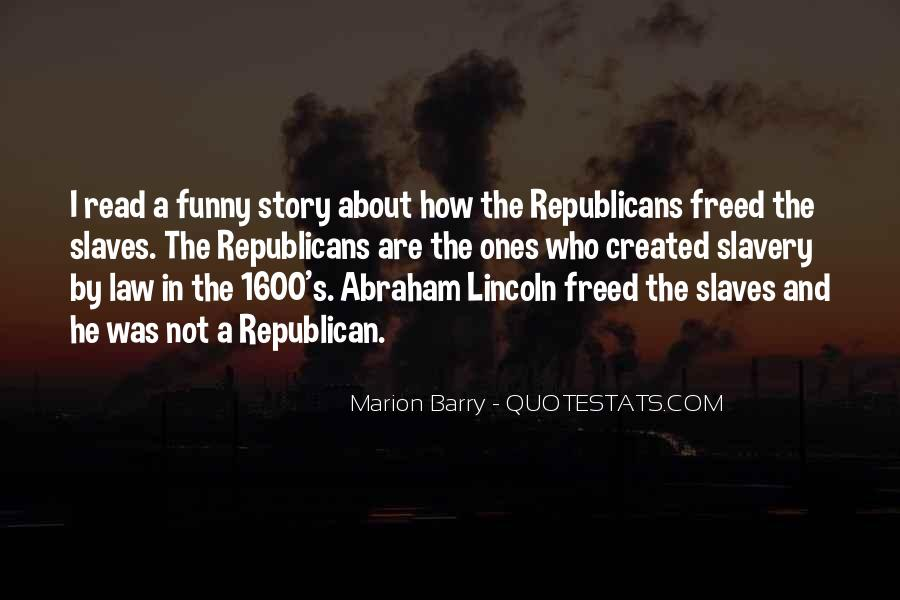 Quotes About Slavery Lincoln #222419