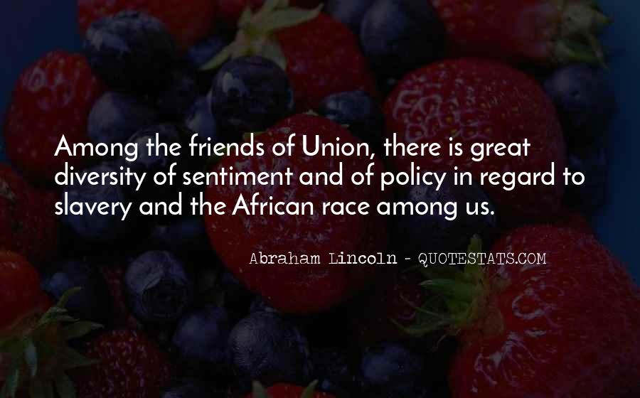 Quotes About Slavery Lincoln #497883