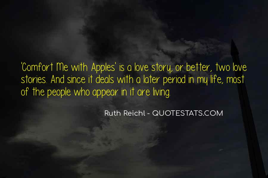 Quotes About Love Stories #141040