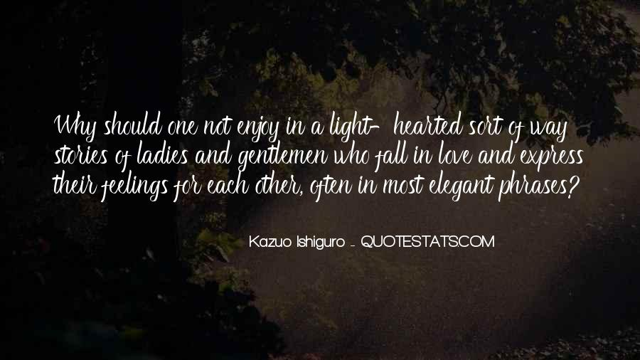 Quotes About Love Stories #147033
