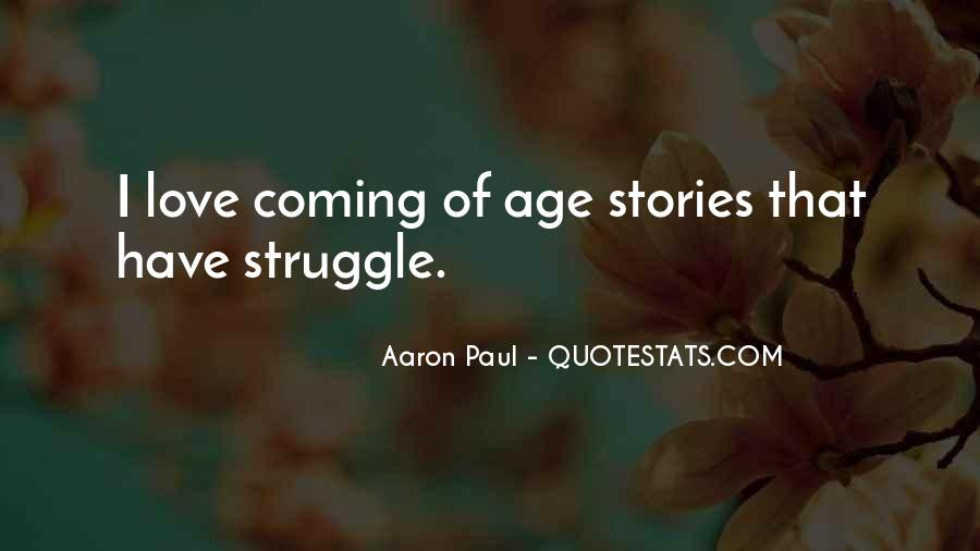Quotes About Love Stories #44749