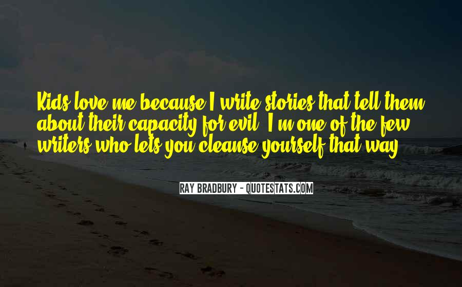 Quotes About Love Stories #76700
