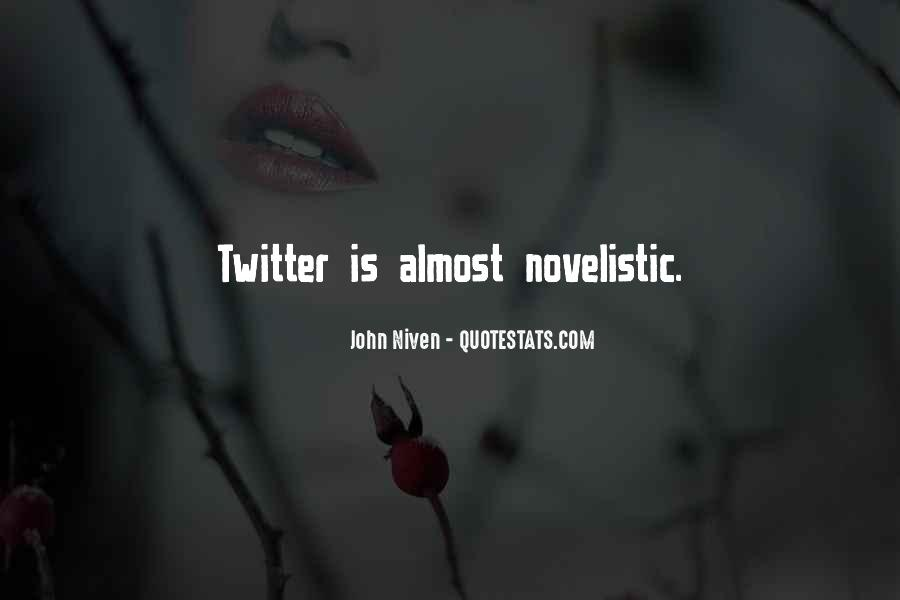 Quotes About Twitter #117538