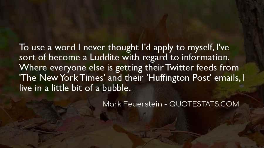 Quotes About Twitter #57374