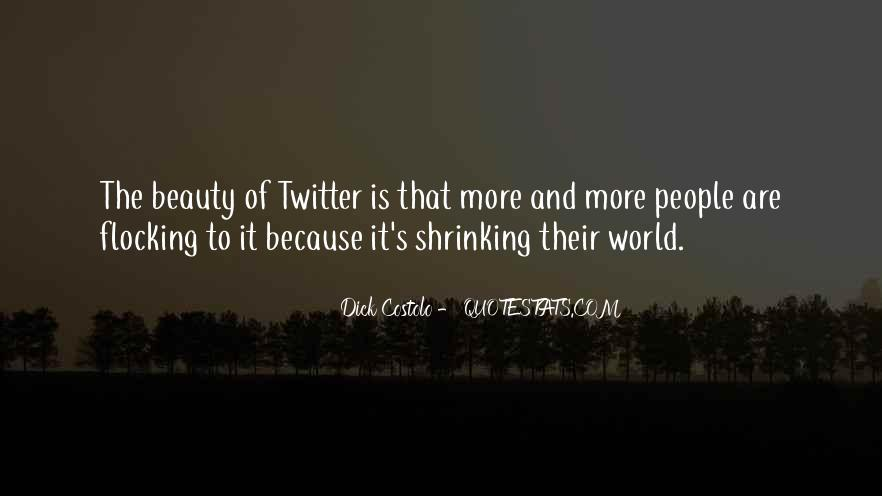 Quotes About Twitter #69676