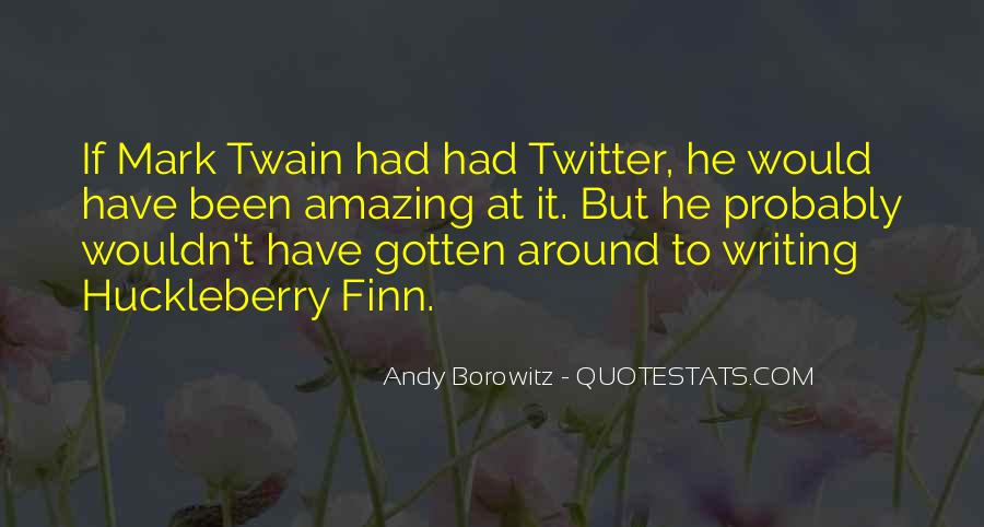 Quotes About Twitter #7649