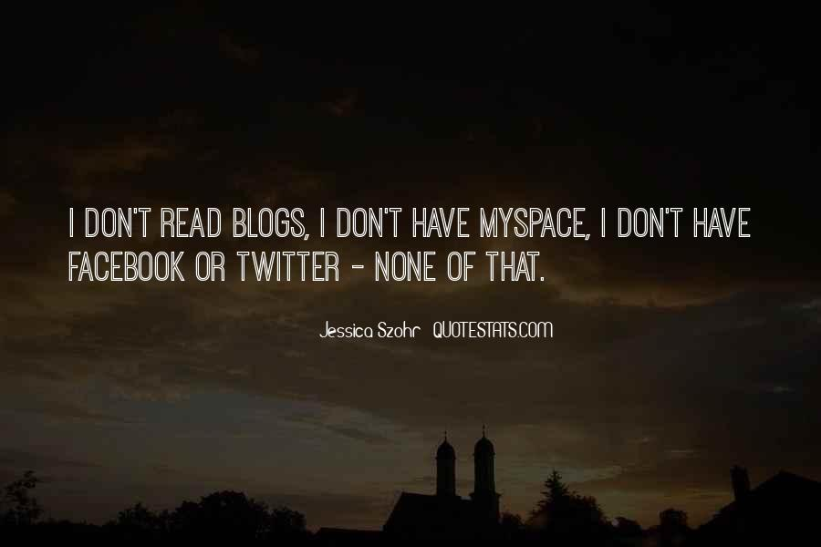 Quotes About Twitter #97142