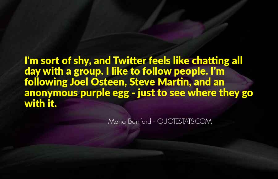 Quotes About Twitter #99689