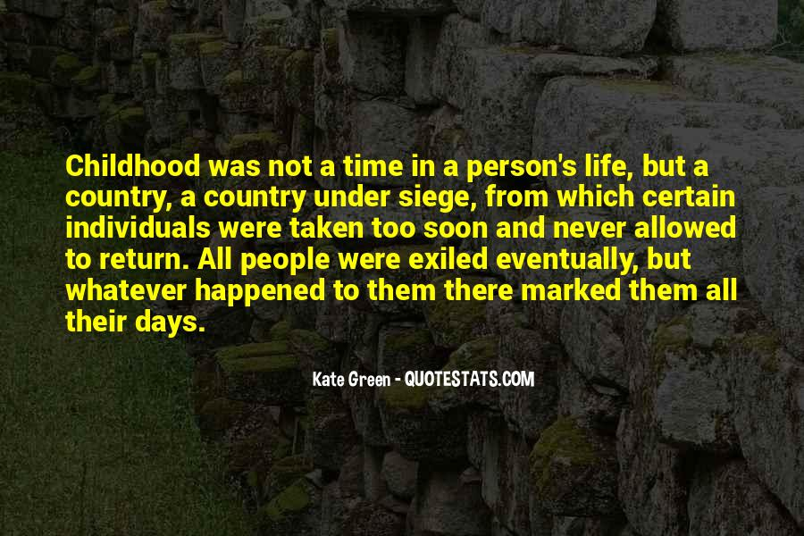 Quotes About Time And Life #14039