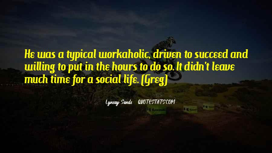 Quotes About Time And Life #27713