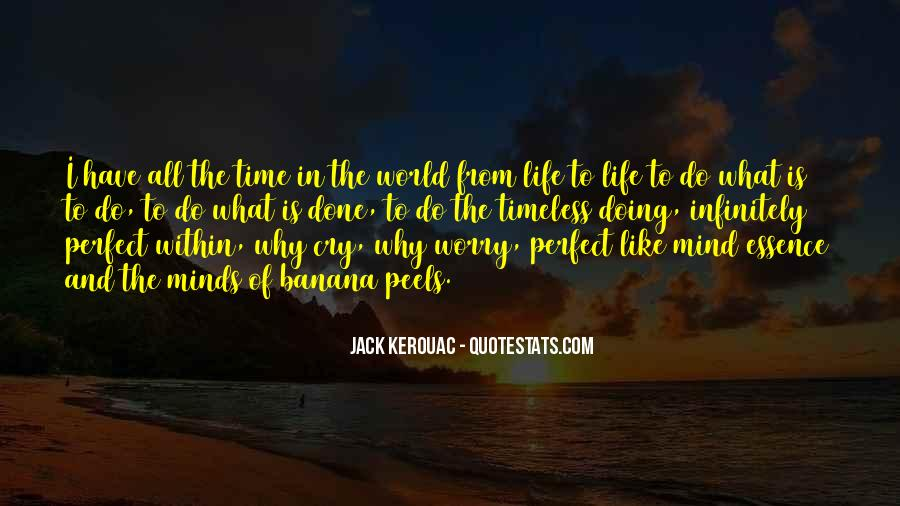 Quotes About Time And Life #5025
