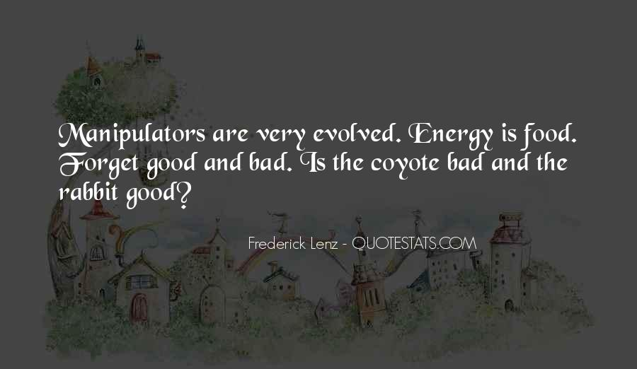 Quotes About Manipulators #1258203