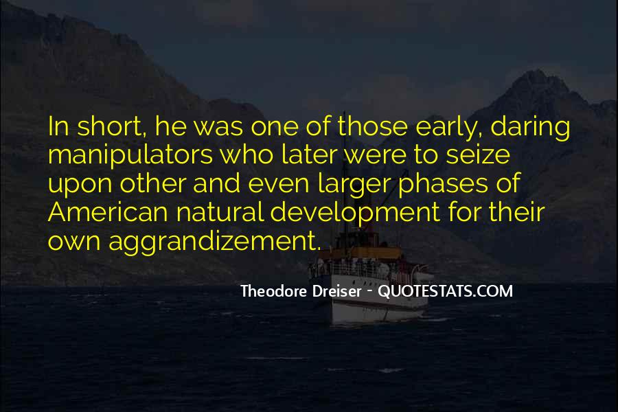 Quotes About Manipulators #1441494