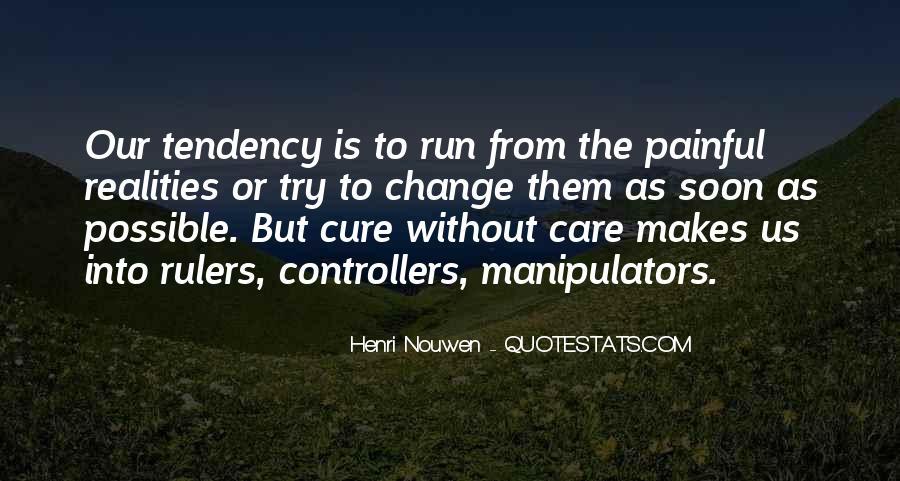 Quotes About Manipulators #1637329