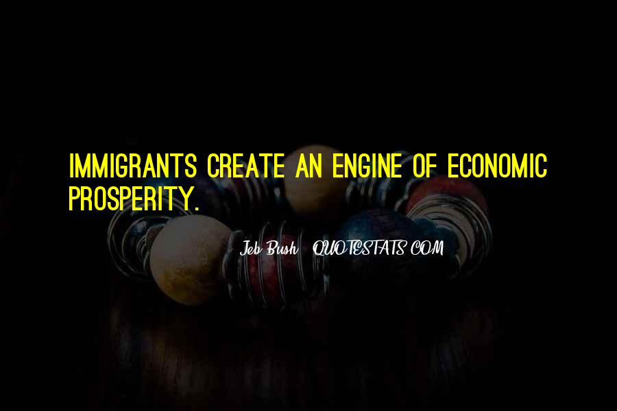 Quotes About Economic Prosperity #1274629