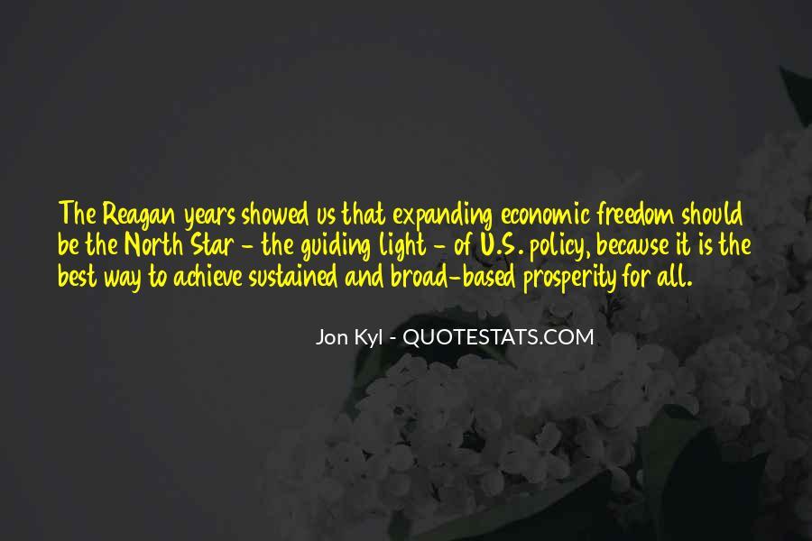 Quotes About Economic Prosperity #1419573