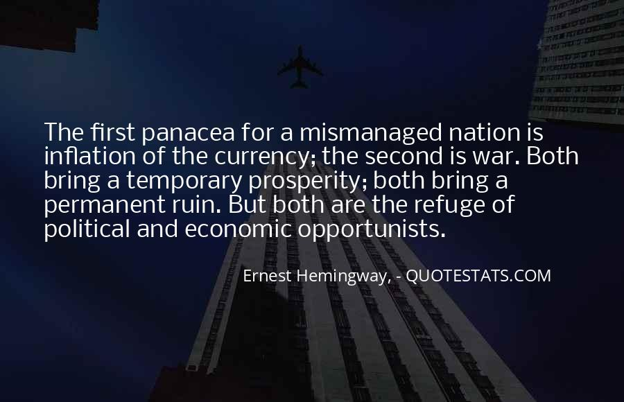 Quotes About Economic Prosperity #1584800