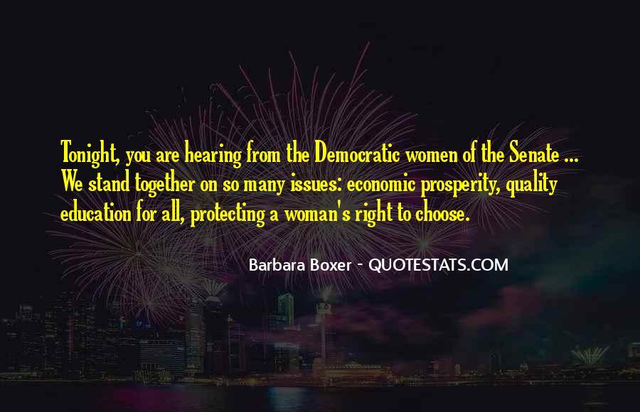 Quotes About Economic Prosperity #1696251