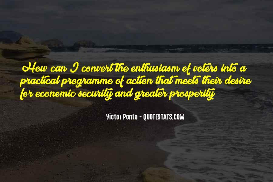 Quotes About Economic Prosperity #1778353
