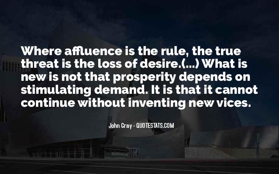 Quotes About Economic Prosperity #1830992
