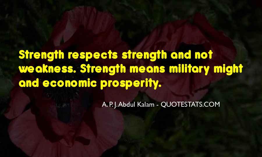 Quotes About Economic Prosperity #276205