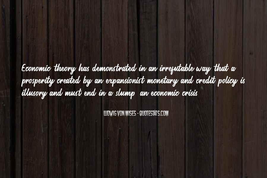 Quotes About Economic Prosperity #466820