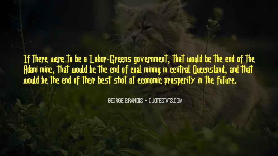 Quotes About Economic Prosperity #635805