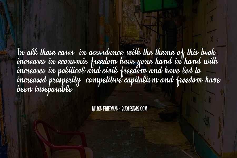 Quotes About Economic Prosperity #865002