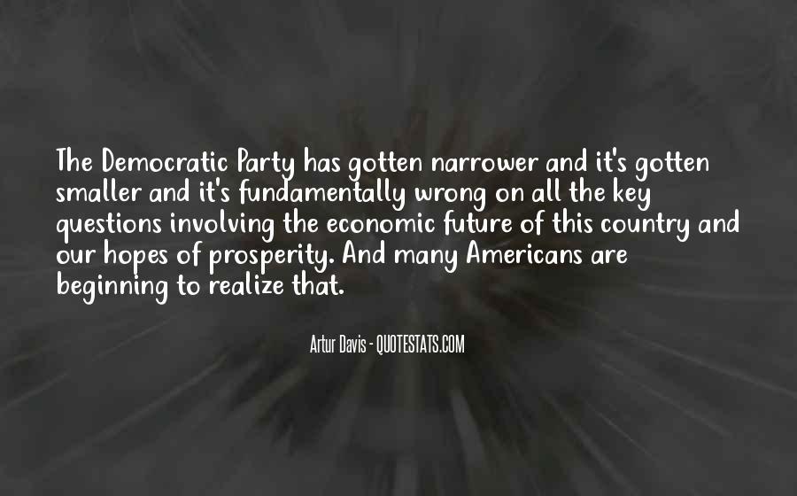 Quotes About Economic Prosperity #877800
