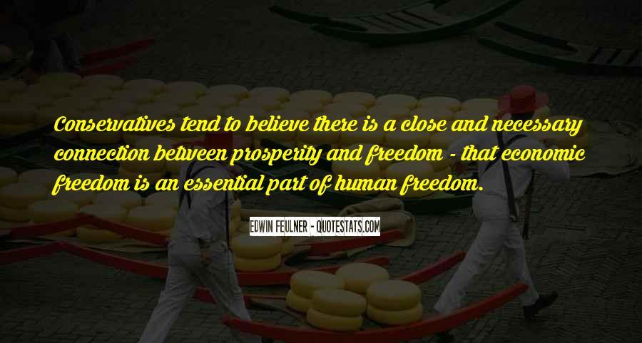Quotes About Economic Prosperity #932907