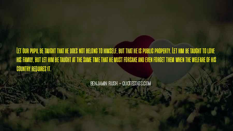 Quotes About Family Love And Time #1109785